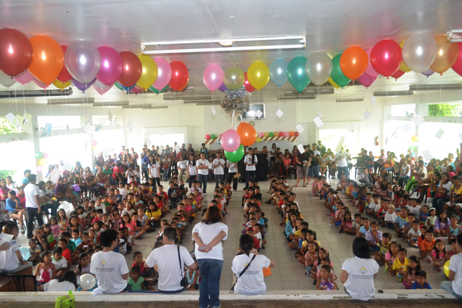 Off to Tacloban: Hearts and Smiles for Kids