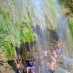 wacky at tumalog falls oslob cebu