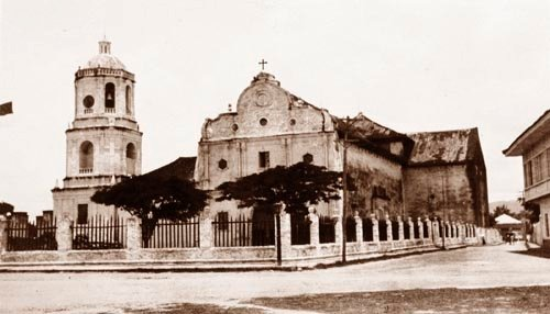 cathedral throwback old cebu then and now