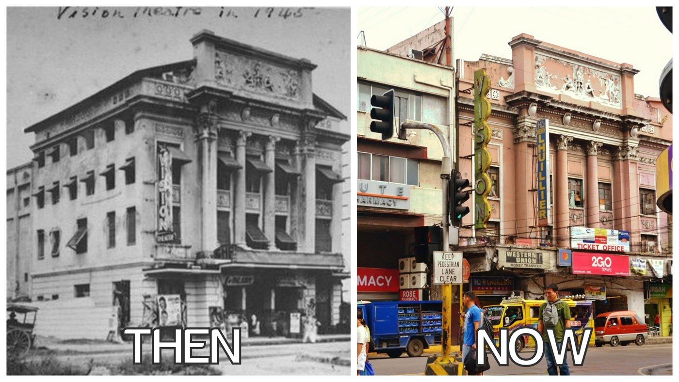 Cebu Then and Now: Fascinating Photos Taken at the Same Point of View