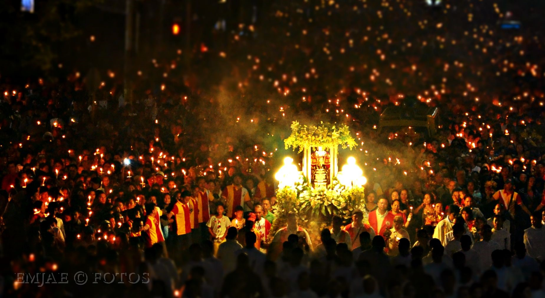 Walk With Jesus Kicks Off Sinulog | Sinulog 2015