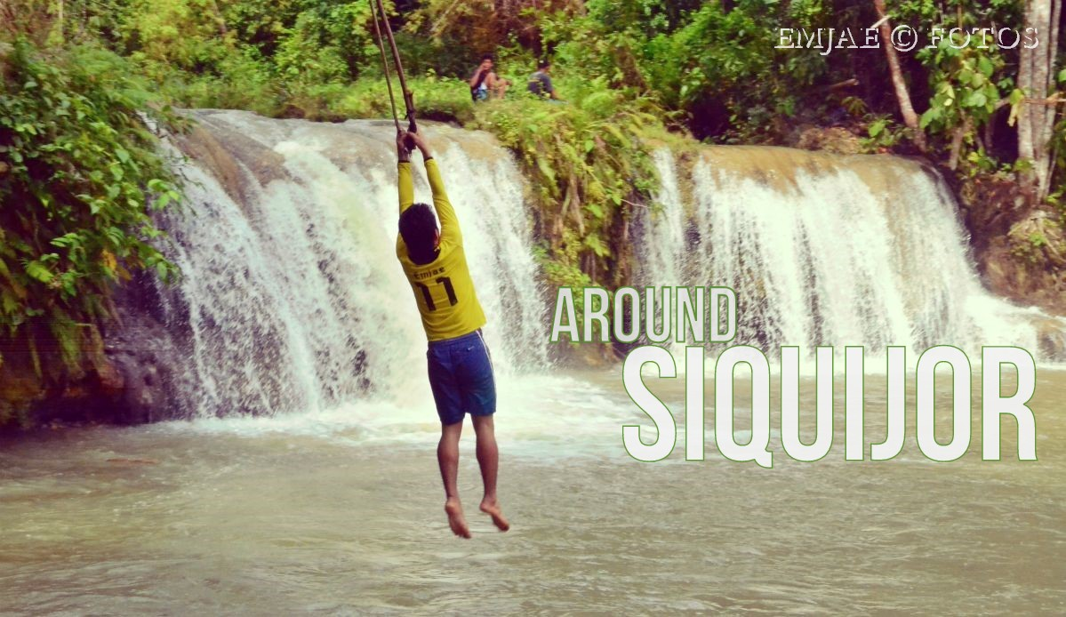 Around Siquijor in 8 Hours