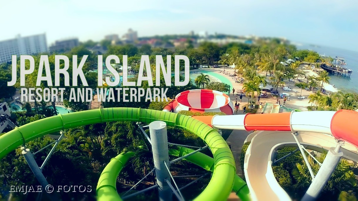 7 Things You Must Try in JPark Island Resort and Waterpark Cebu