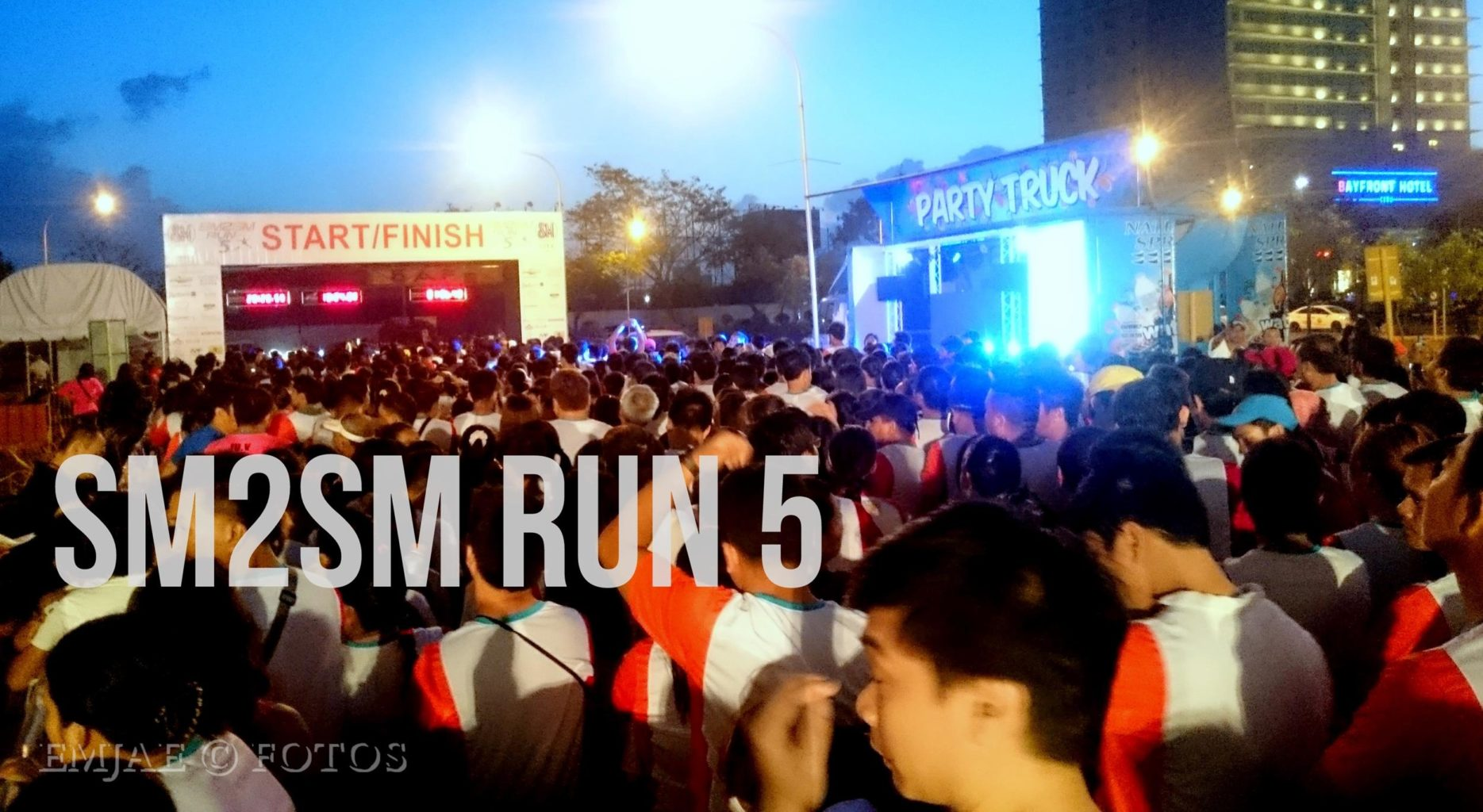 SM2SM Run Year 5 | SM City Cebu