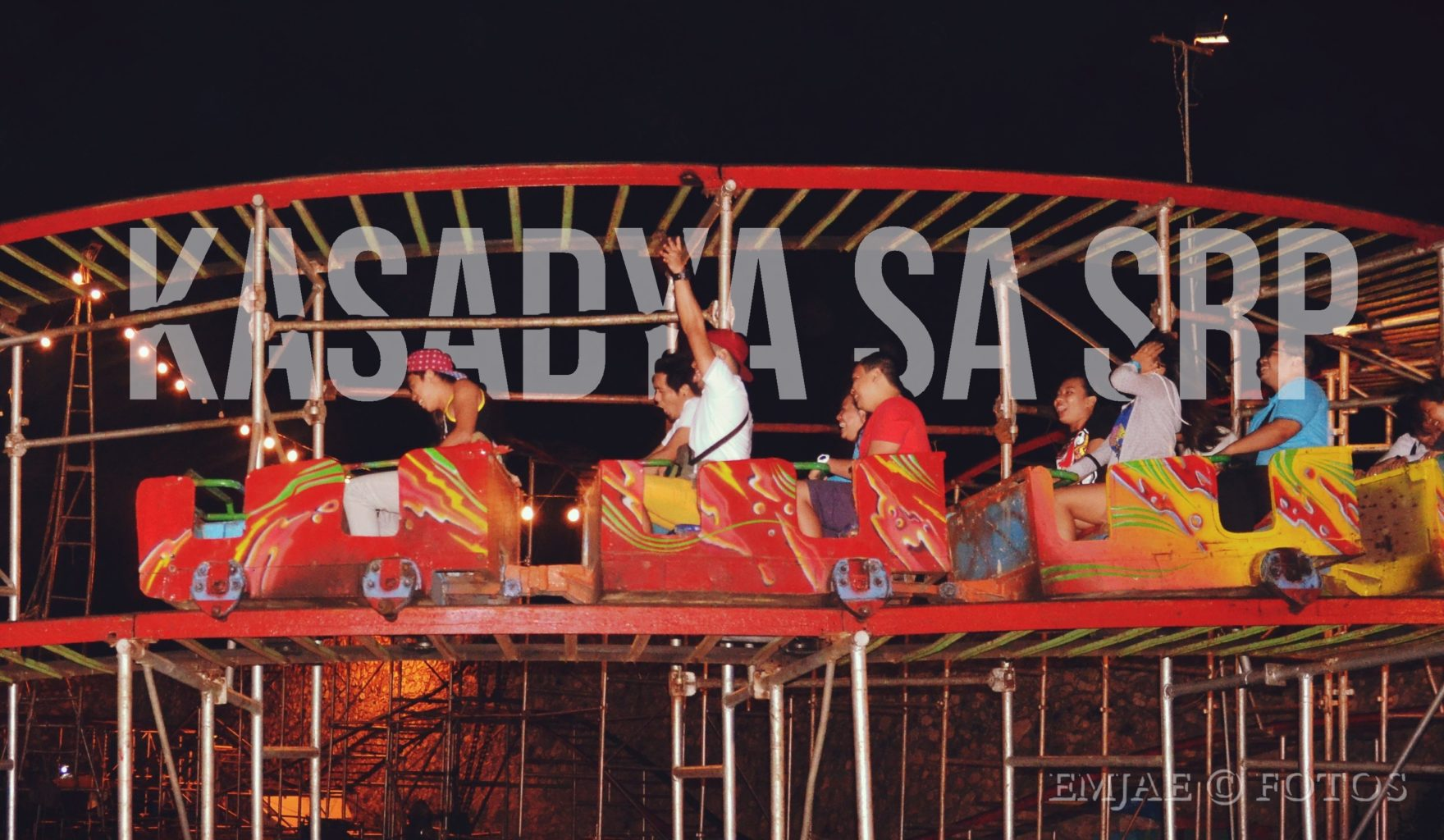 Featured Roller Coaster - Kasadya sa SRP Cebu