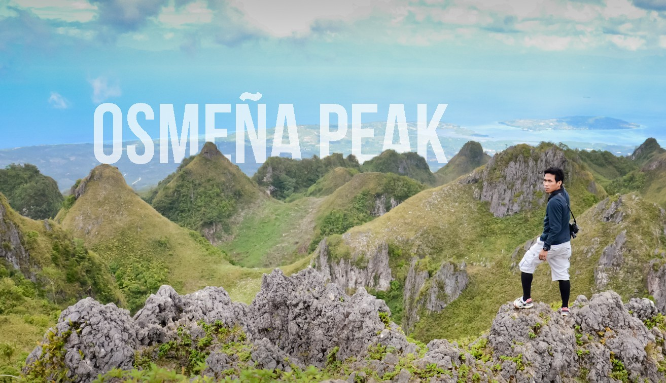 Getting High in Cebu: Osmeña Peak