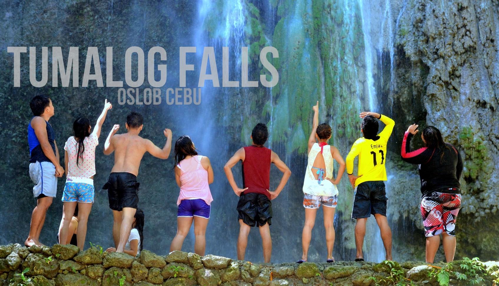 Simply Majestic Tumalog Falls: Oslob, Cebu