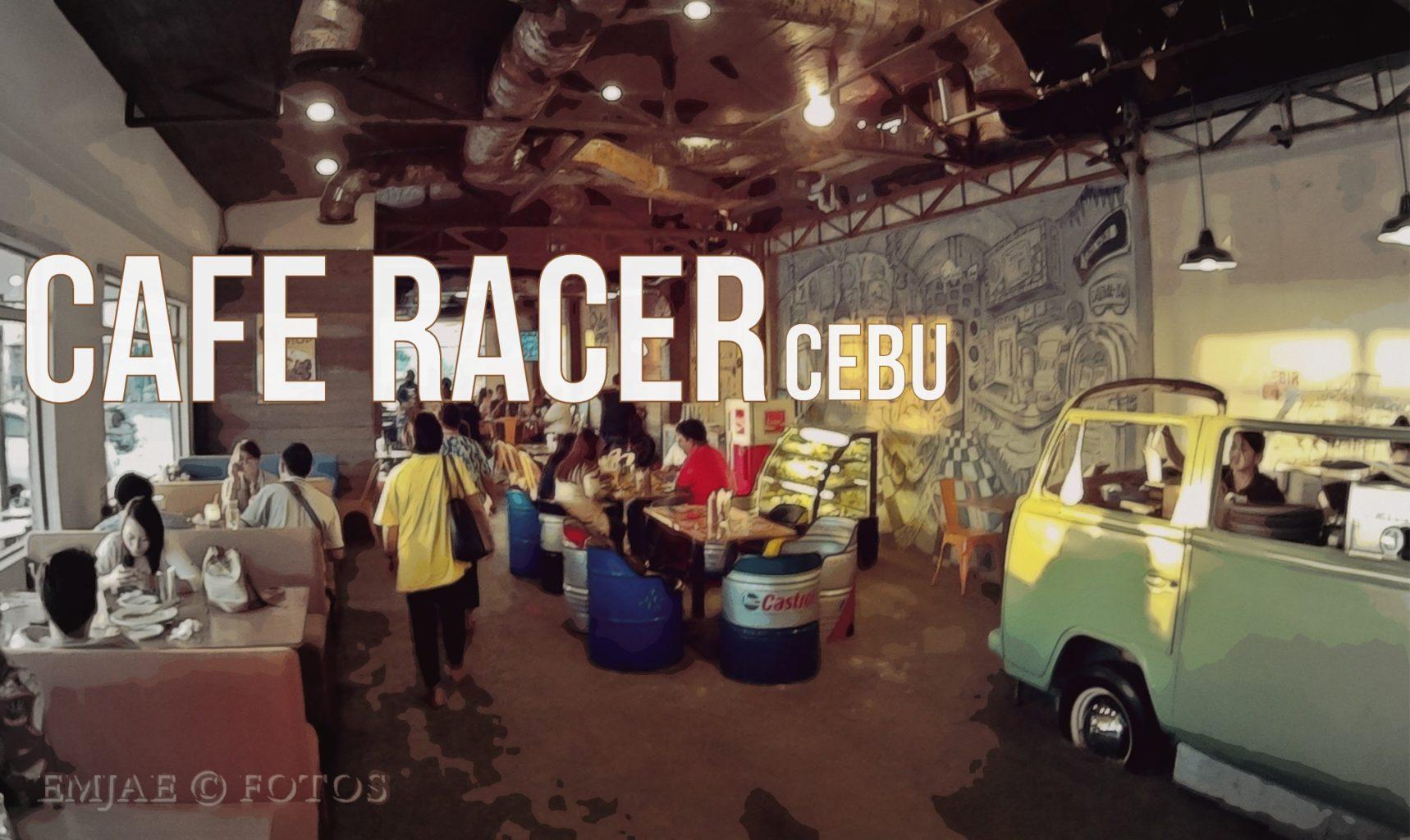 Cafe Racer Cebu: Where Dining Meets Vintage