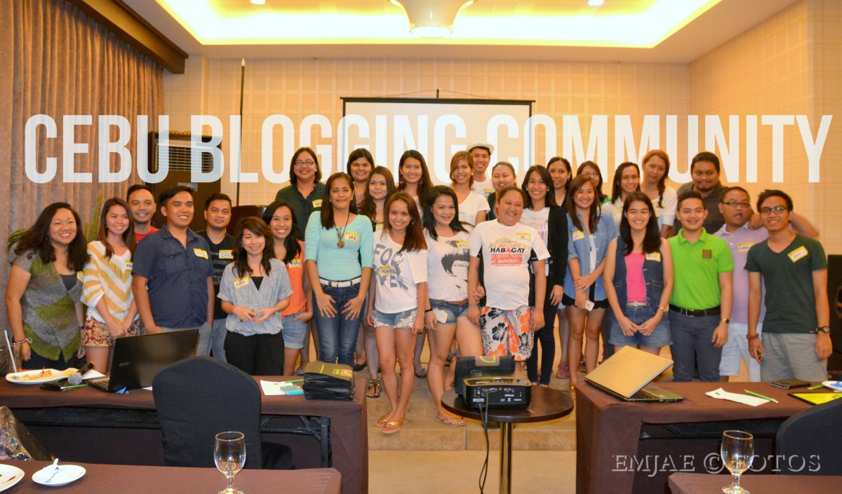The Ultimate Meet Up And Pool Party | Cebu Blogging Community