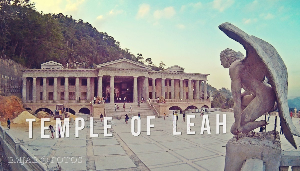 Temple of Leah: When Love and Art Collide