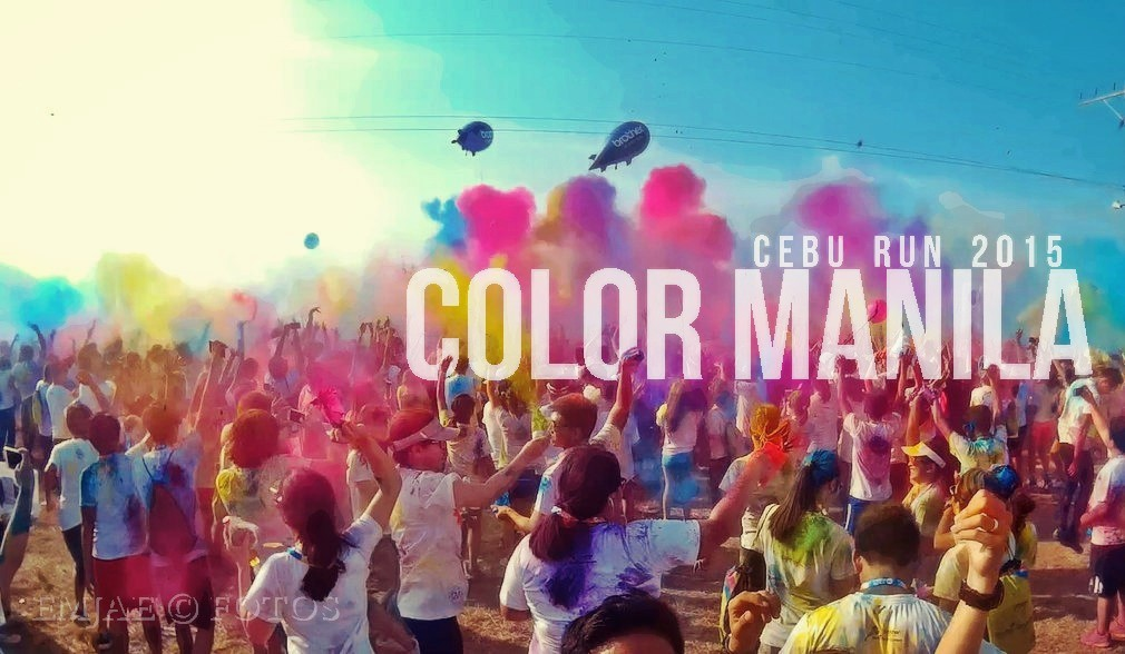 Color Manila: A Fun Run, Color Festival and Party in One | Cebu 2015