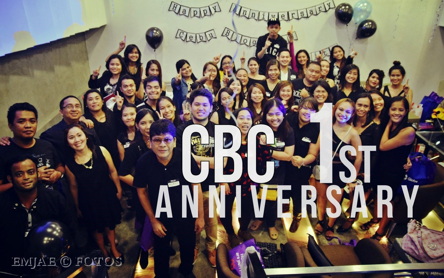 Cebu Blogging Community Celebrates 1st Anniversary