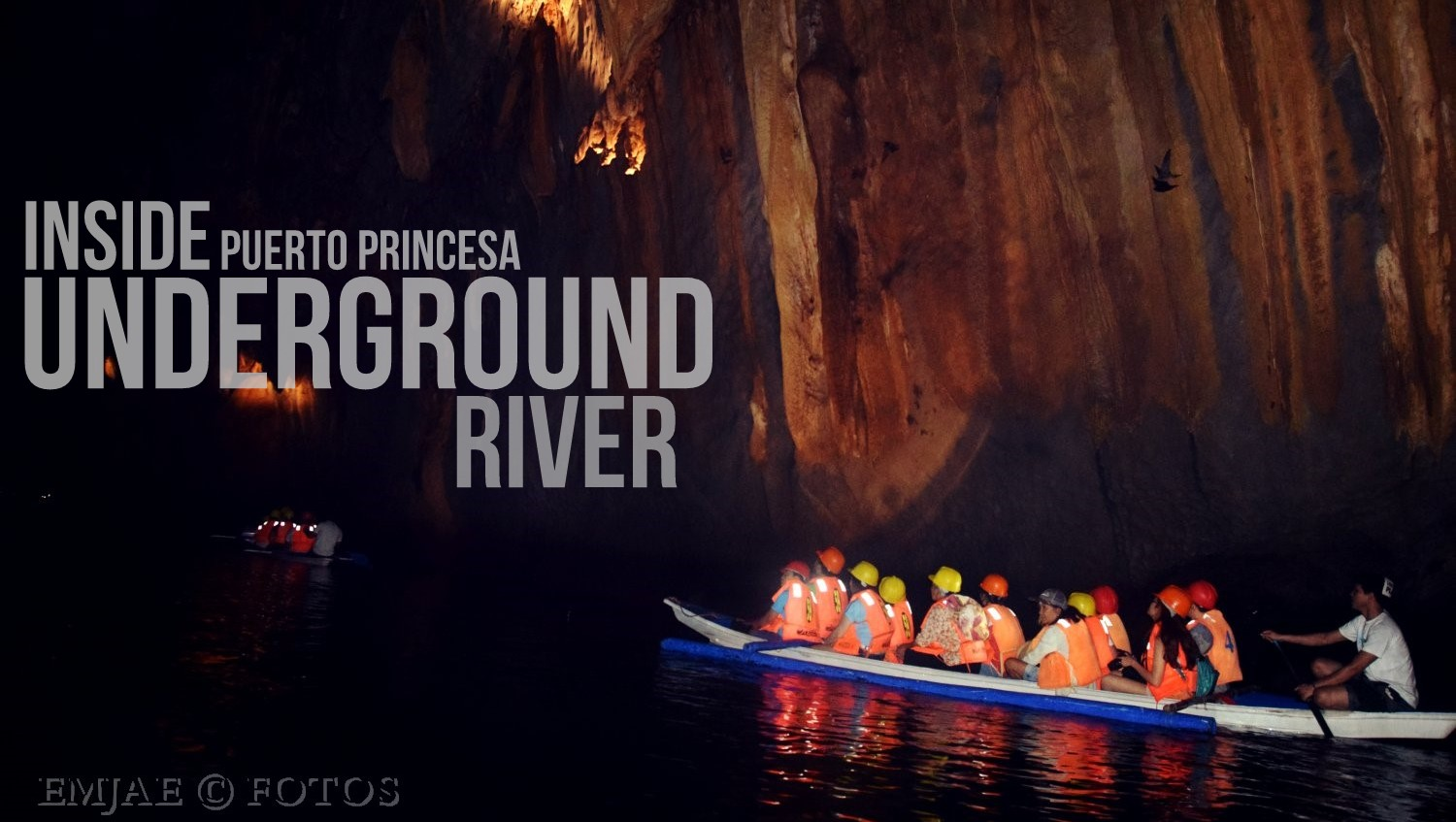 Inside Puerto Princesa Underground River | New7Wonders of Nature