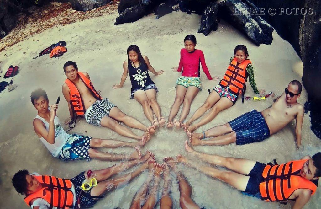 Secret Beach Parokya El Nido Palawan Island Hopping