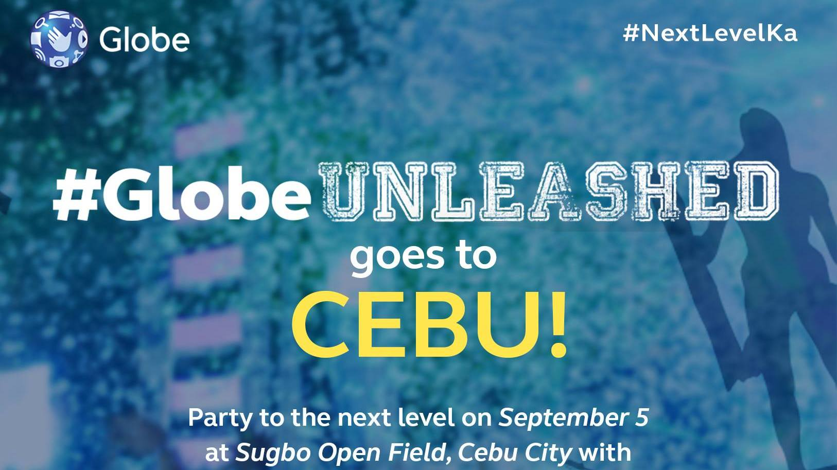 Manila's Biggest Dance Party Goes To Cebu | #GlobeUnleashed