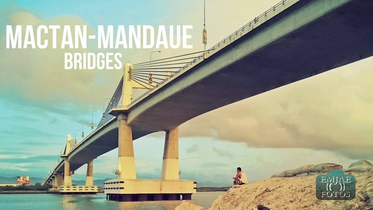 The Mandaue-Mactan Bridges