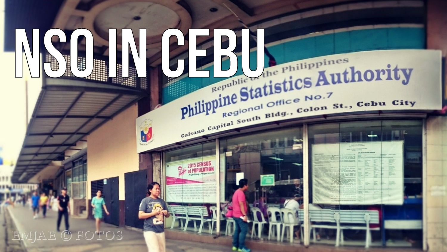 Bigger and Better NSO Cebu Location at Colon Street