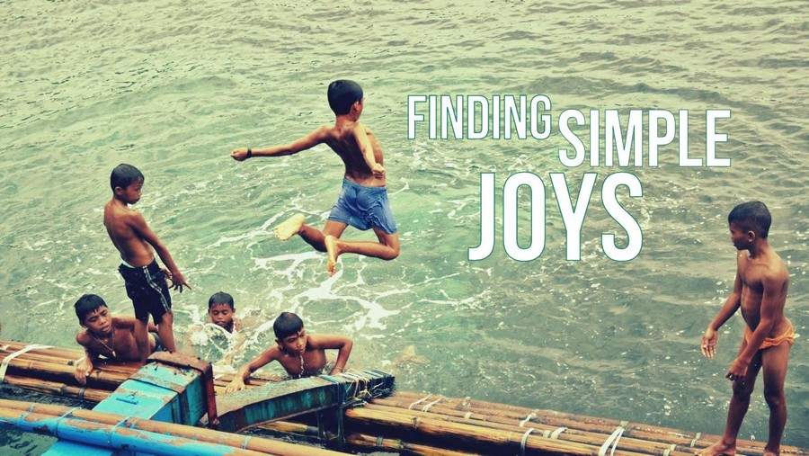 Finding Simple Joys in Pilar Camotes Islands