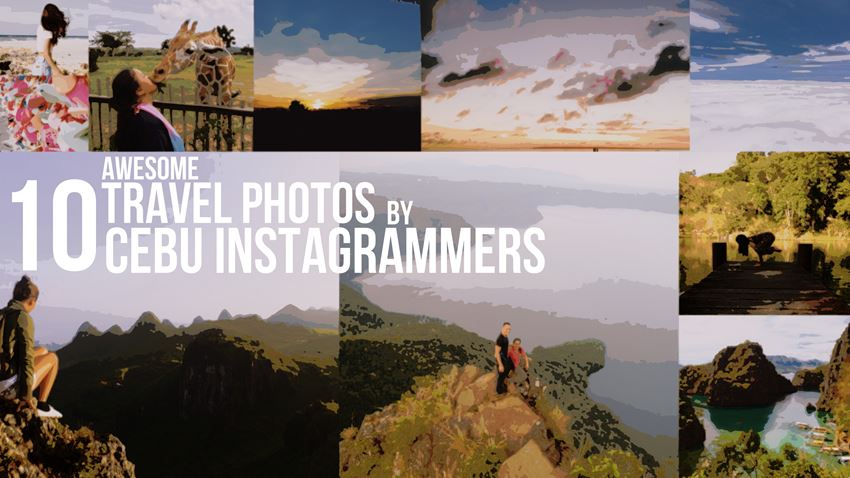 Awesome Travel Photos By 10 Cebu Instagramers