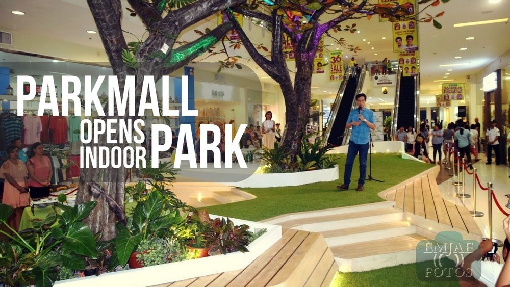 Parkmall's Unique Indoor Park