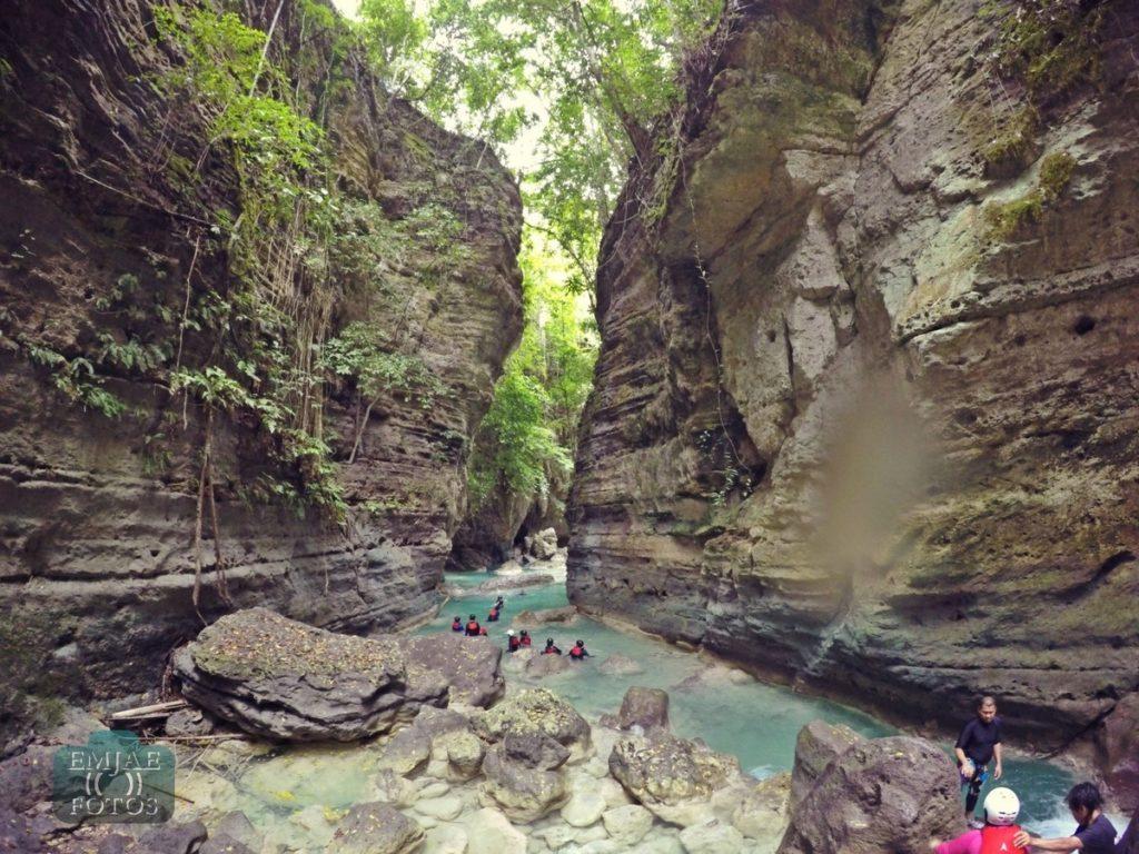 Canyoning 3 Canyoneering in Cebu -