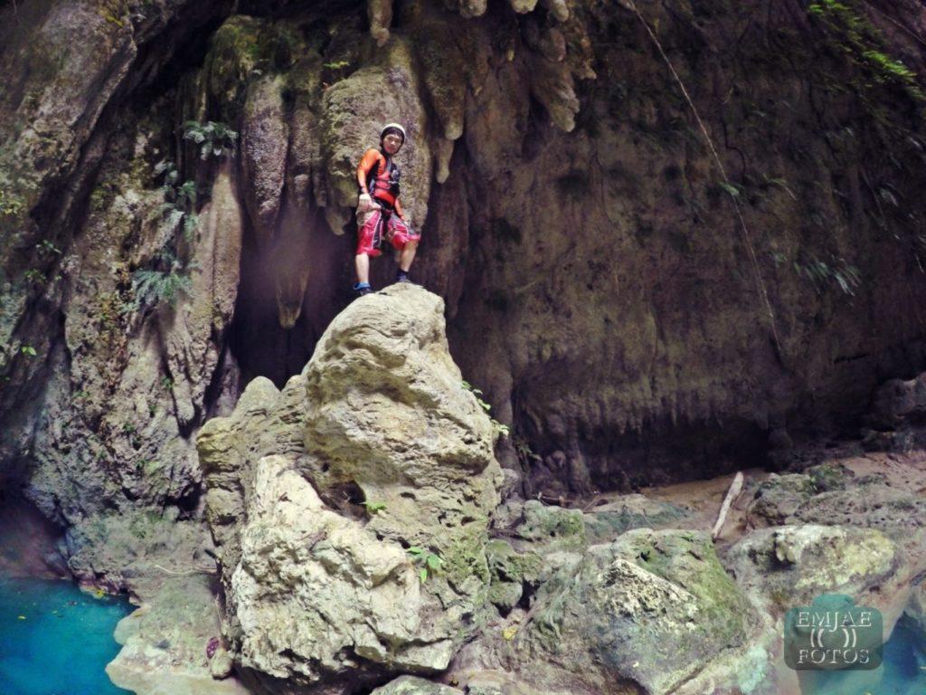 Canyoning 5 Canyoneering in Cebu
