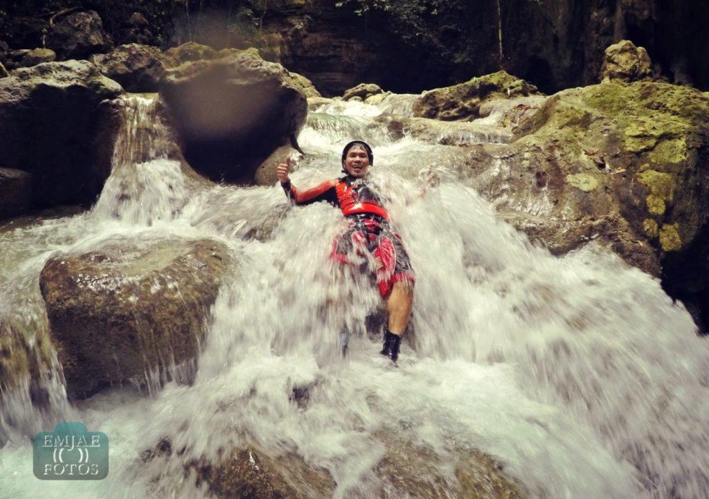 Canyoning 7 Canyoneering in Cebu