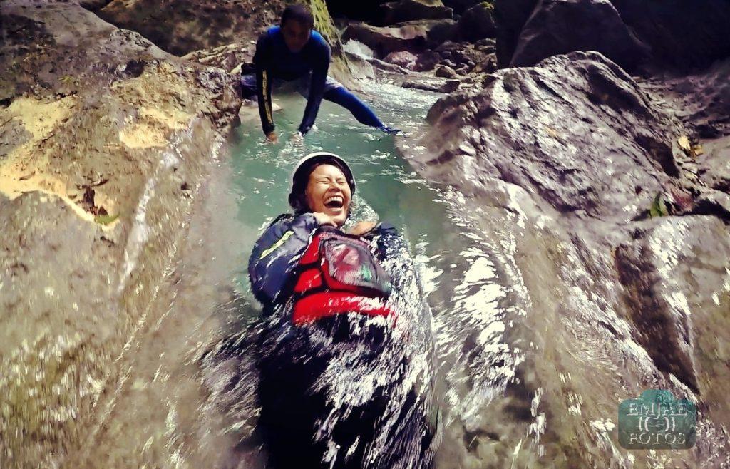 Slide 4 Canyoning Canyoneering in Cebu