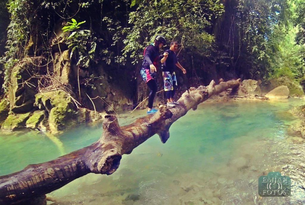 Tree Bridge Canyoning Canyoneering in Cebu