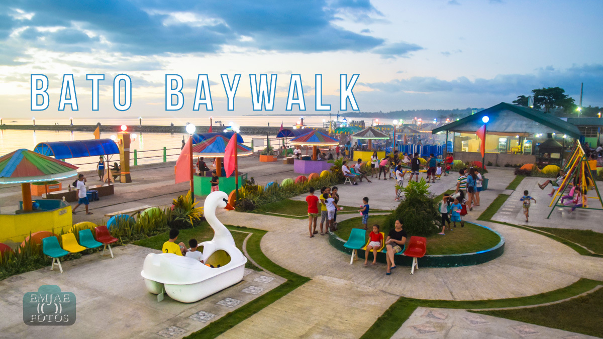 10 Things To Do In Bato Baywalk | Bato, Leyte