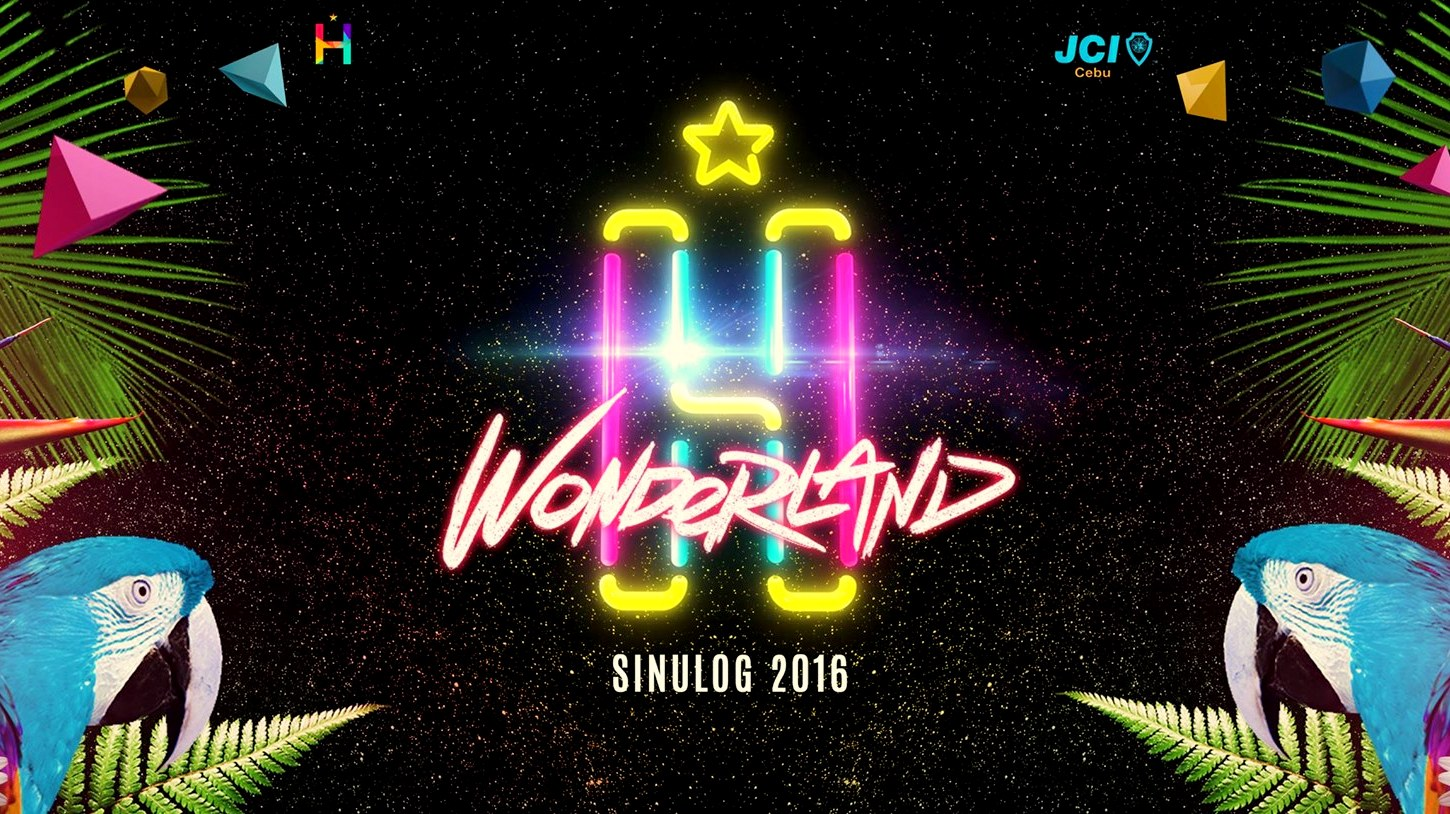 Hyper Wonderland: Your One-stop Party This Sinulog 2016