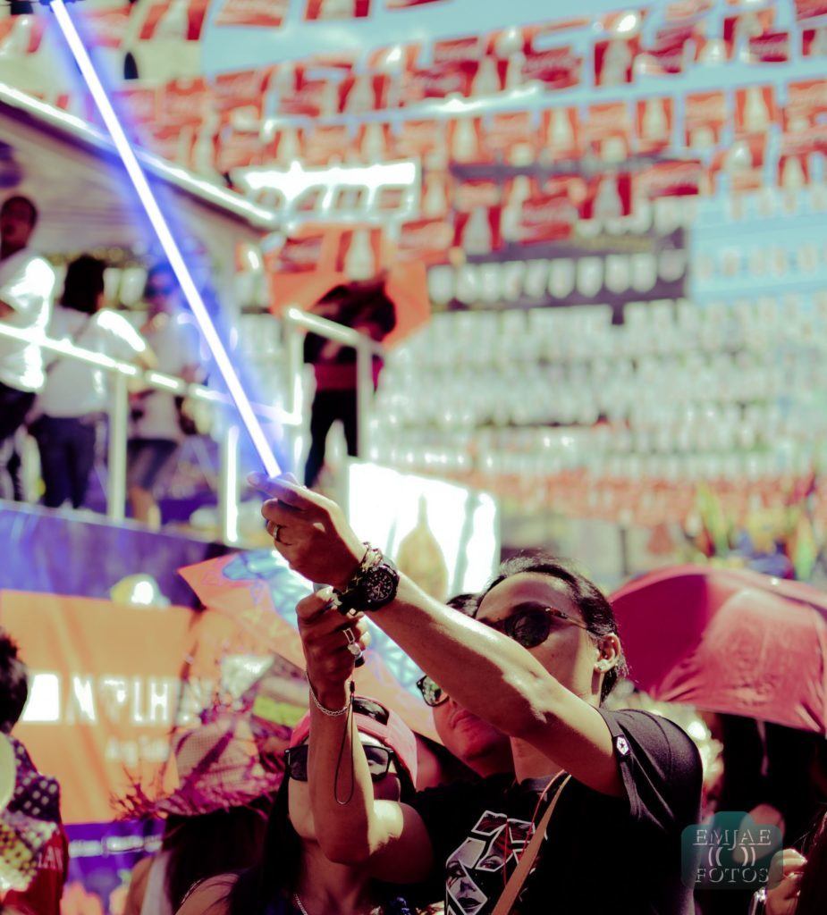 Sinulog Star Wars Cebu Lightsaber