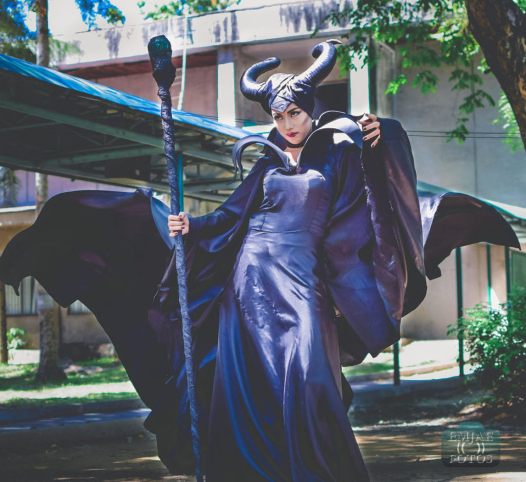 Maleficent UP Otakufest 9 Pandemonium