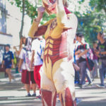Female Titan UP Otakufest 9 Pandemonium