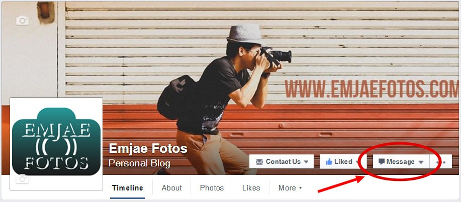 Emjae Fotos FB page