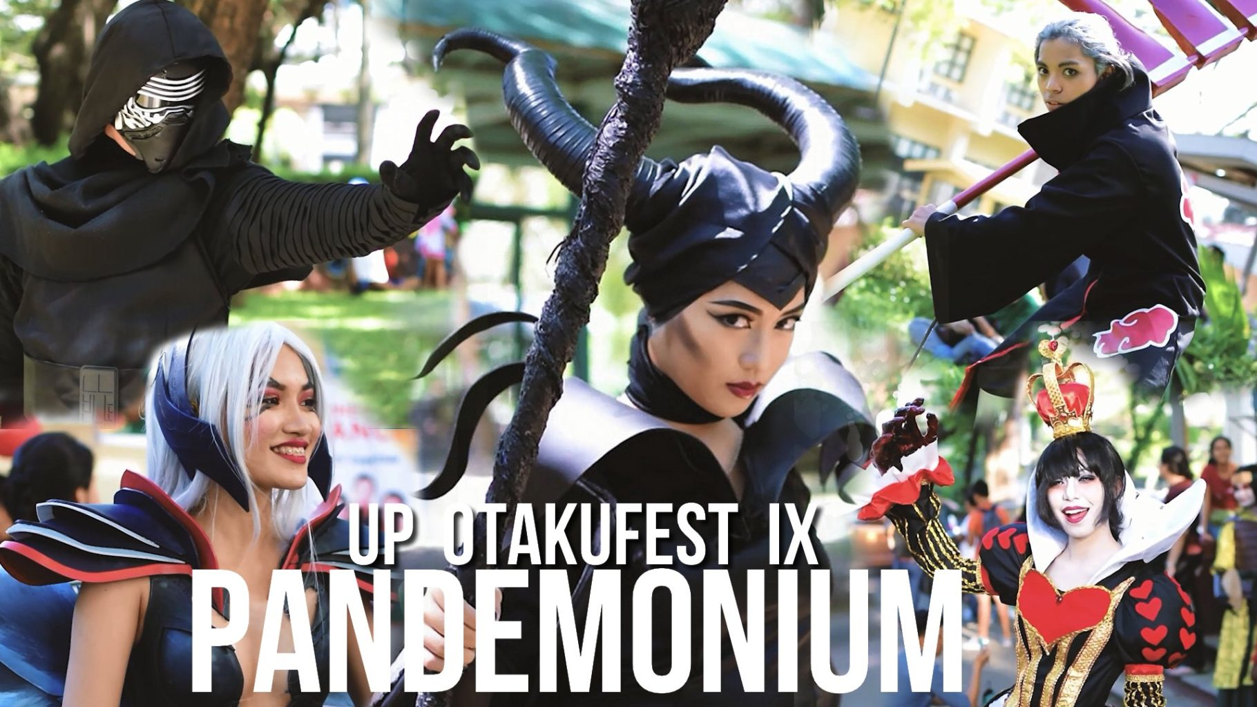 Of Villains and Heroes in Pandemonium | Otakufest 9