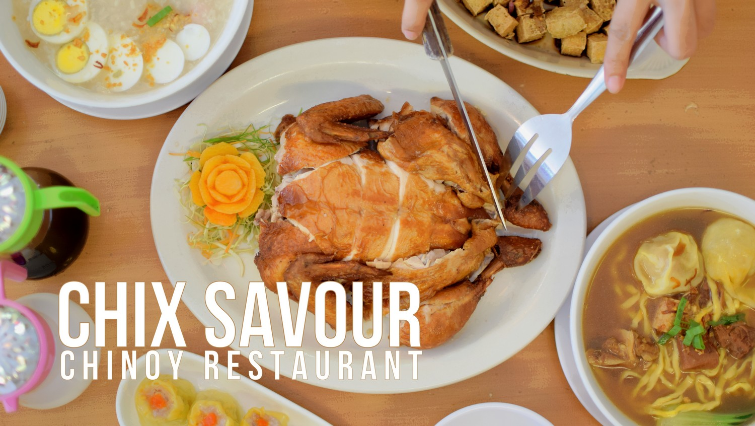 Chix Savour: Your Budget-Friendly Chinoy Restaurant