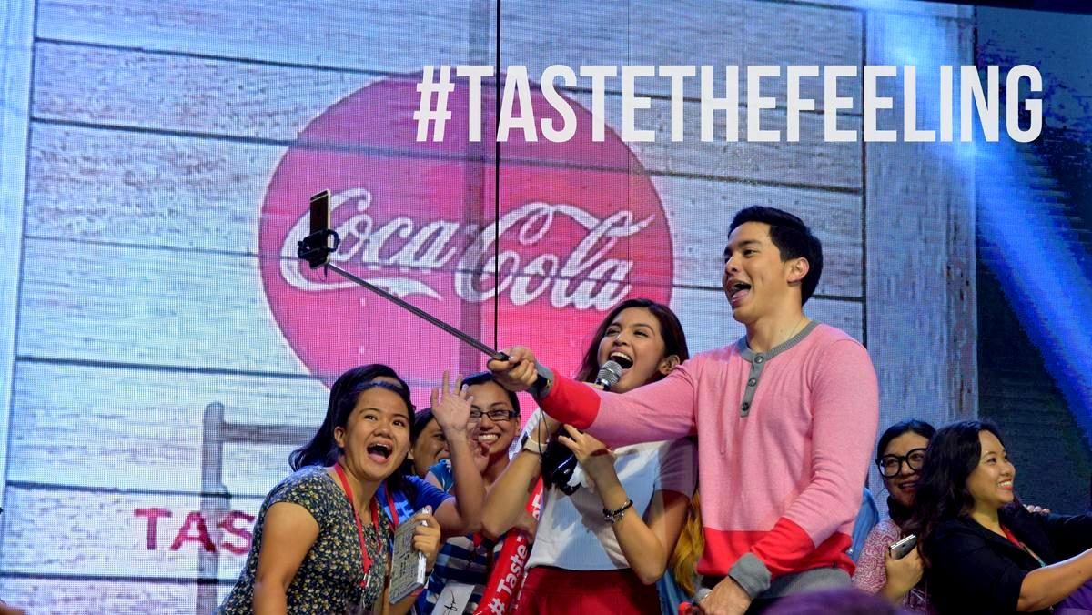 5 Things You Missed at the Coca-cola Taste the Feeling Festival Cebu