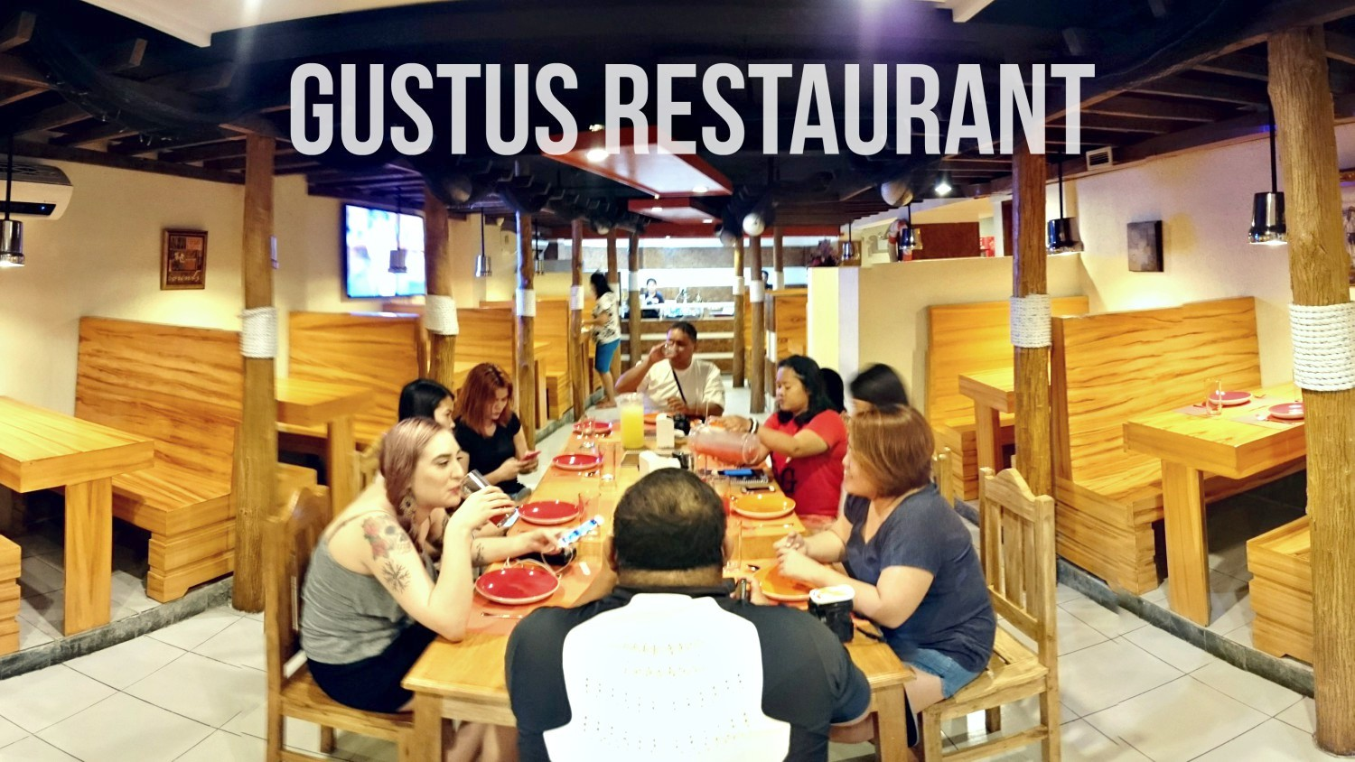 Gustus Restaurant: A Gastronomic Find in Tagbilaran
