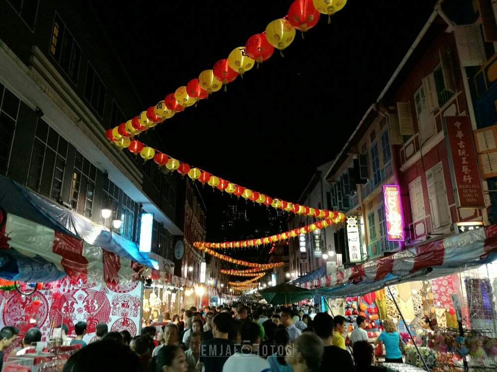 Singapore Chinatown Photowalk Huawei P9
