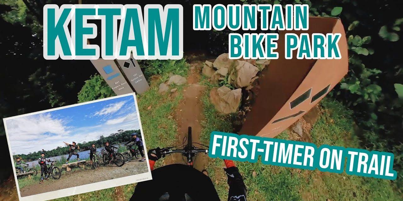 Ketam Mountain Bike Park in Pulau Ubin Singapore