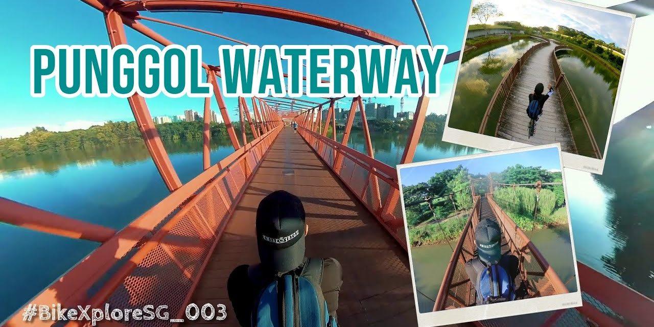 Punggol Waterway Bridges: Lorong Halus to Jewel Bridge