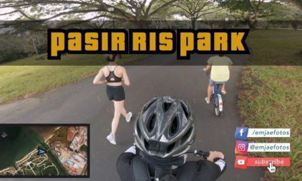 Pasir Ris Park Area 1-4 Cycling Tour Singapore