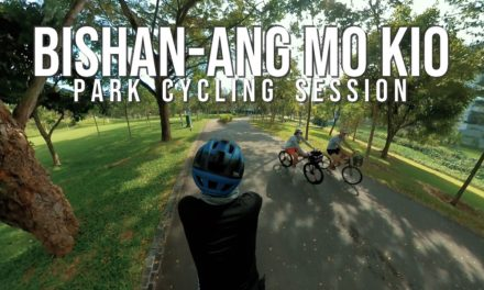 Tour: Bishan-Ang Mo Kio Park Cycling Session in Singapore