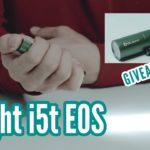 Review: Olight i5t EOS (OD Green) EDC Flashlight