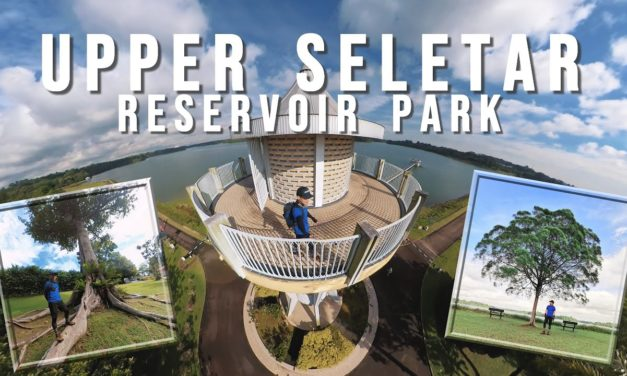 Tour: Upper Seletar Reservoir Park in Singapore | Rocket Tower