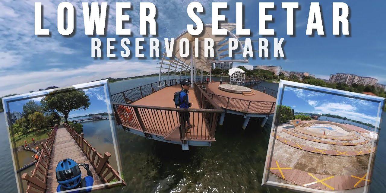 Tour: Lower Seletar Reservoir Park in Singapore   Heritage Bridge