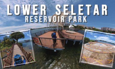 Tour: Lower Seletar Reservoir Park in Singapore | Heritage Bridge