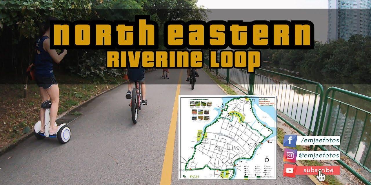 26KM North Eastern Riverine Loop   Punggol Buangkok Serangoon Park Connectors