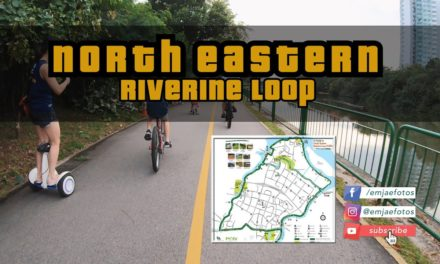 26KM North Eastern Riverine Loop | Punggol Buangkok Serangoon Park Connectors